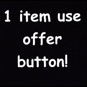Offer Button for 1 Item/Bundle Button for 2+ Items